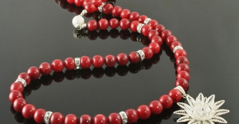Photo of Coral Jewelry as a Magnificent Type of Jewelry from the Sea