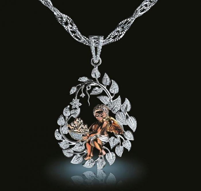 bhima-diamond-necklace-designs2 How to Tell Real Jewelry from Fake