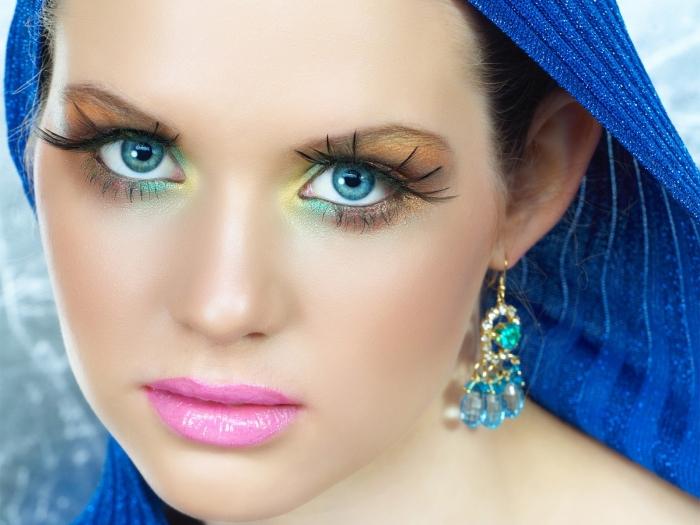 blue-eyes_00416137 How to Wear Eye Makeup in six Simple Tips