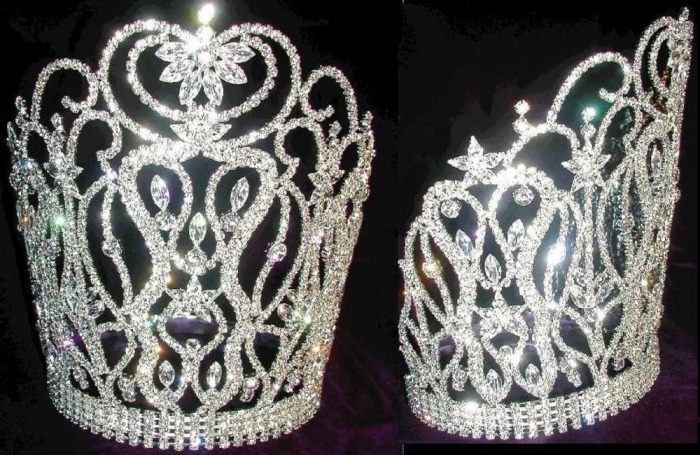 bridal-crown2 Be Like a Queen with Your Crown [79 Newest Trends...]