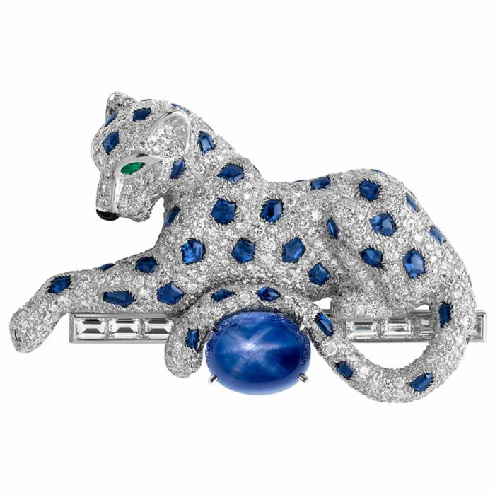 cartier_panthere_broach 69 Dress Jewelry Pieces in the Shape of Your Favorite Animal