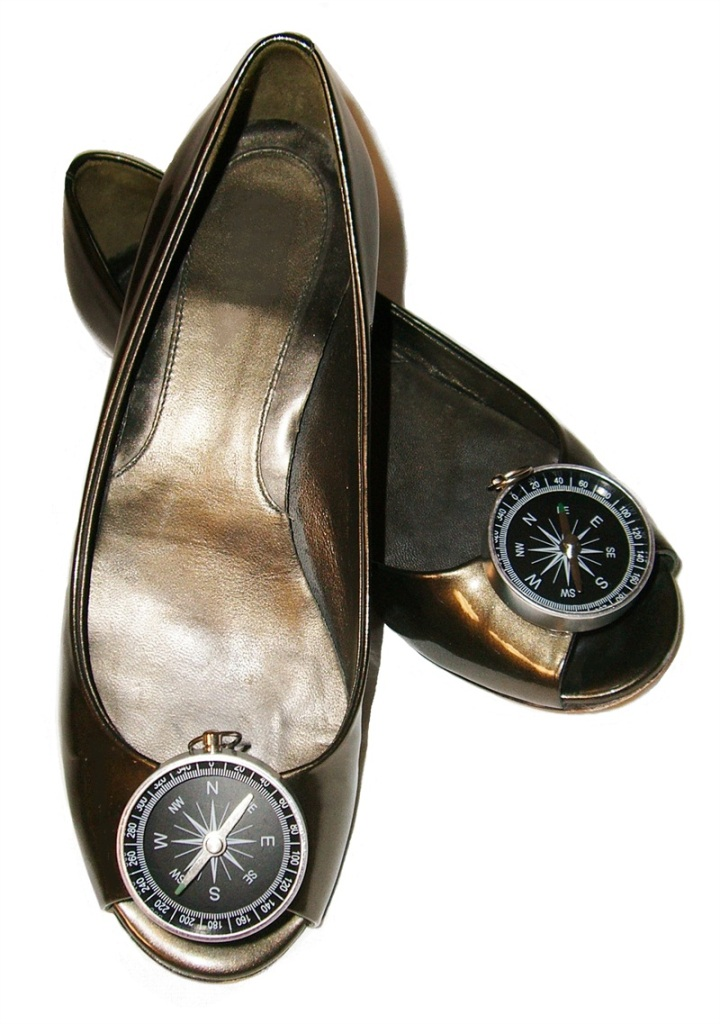 compass-shoe-clips-800x1137 27 Ideas Bring a New Life to Your Shoes by Adding Shoe Clips & Charms