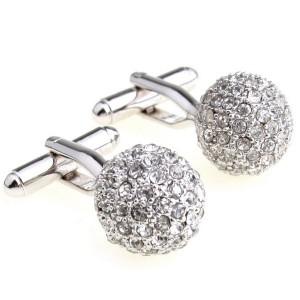 crystal-golf-cufflinks-of-jewelry-cufflinks-155454 Cufflinks: The Most Favorite Men Jewelry