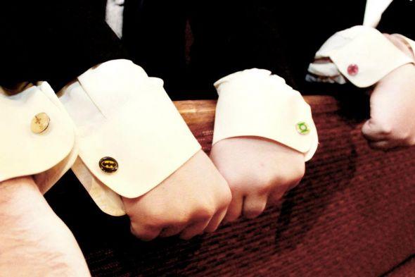 cufflinks Cufflinks: The Most Favorite Men Jewelry