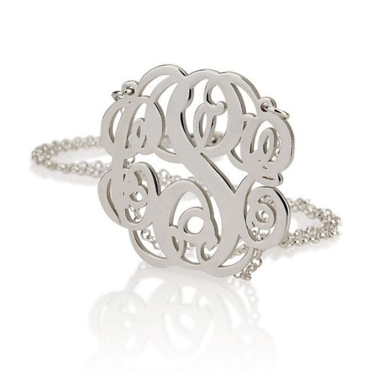 d28abe9edacbd9662a1912c46d264dd6 Express Your Love by Presenting Monogram Jewelry