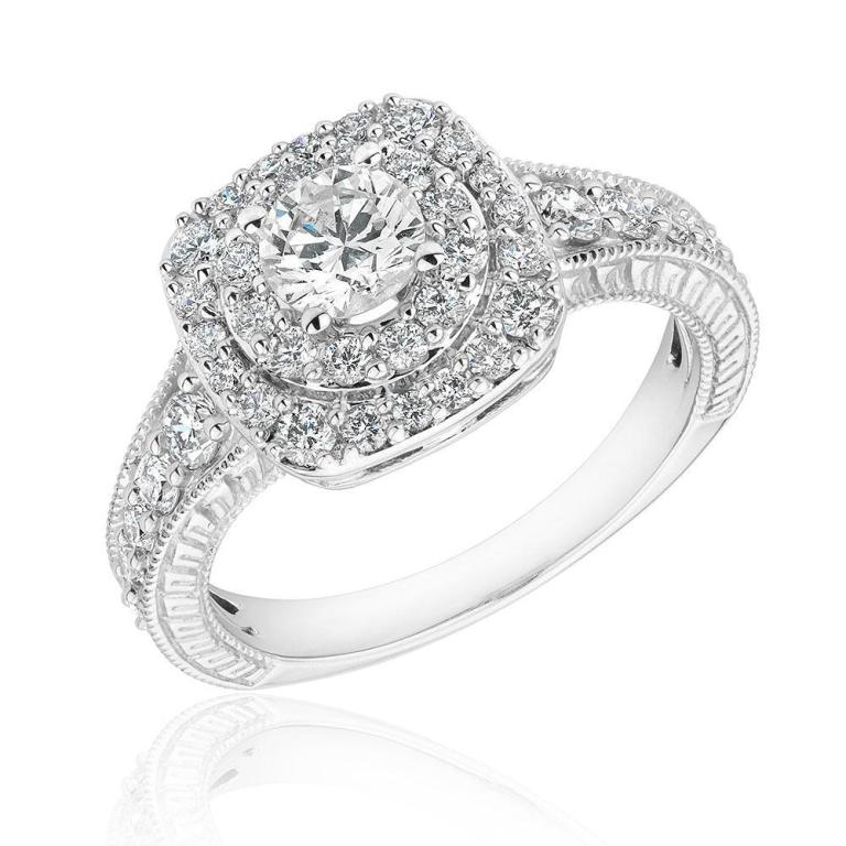 e.19275601 Cluster Engagement Rings for Those who Are on a Budget