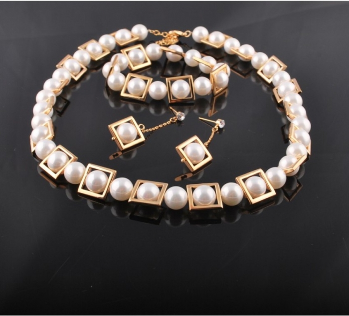 fashion-pearl-jewelry How to Take Care of Your Pearl Jewelry
