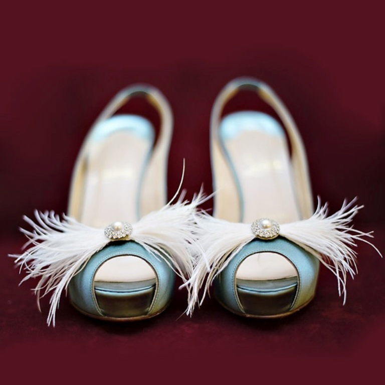 feather-shoe-clips-fs06 27 Ideas Bring a New Life to Your Shoes by Adding Shoe Clips & Charms