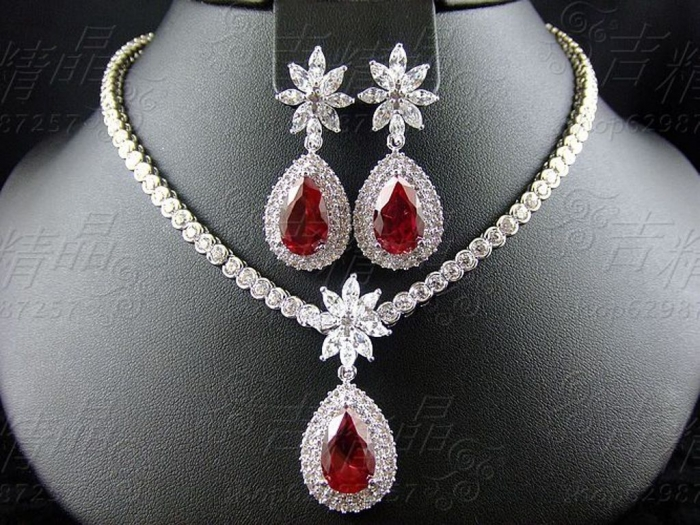font-b-Luxury-b-font-jewelry-font-b-ruby-b-font-font-b-necklace-b How to Tell Real Jewelry from Fake