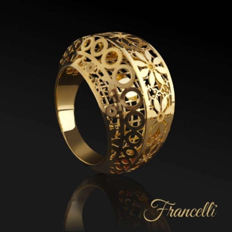 francelli-jewelry-from-italian-designers-now-in-ukraine11 Discover the Elegance & Magnificence of Italian Jewelry