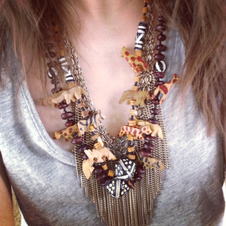hipline Look Fashionable by Layering Your Jewelry