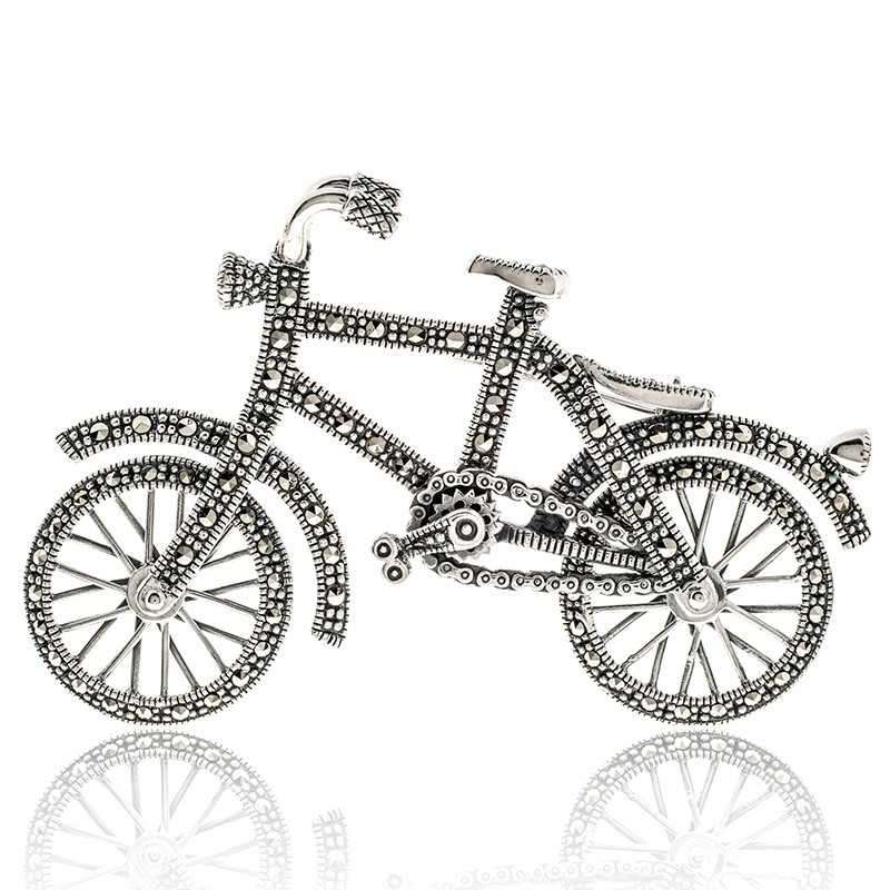 home-large-marcasite-bicycle-sterling-silver-brooch800-x-800-144-kb-jpeg-x Complete Your Look and Prove Yourself with Brooches and Pins