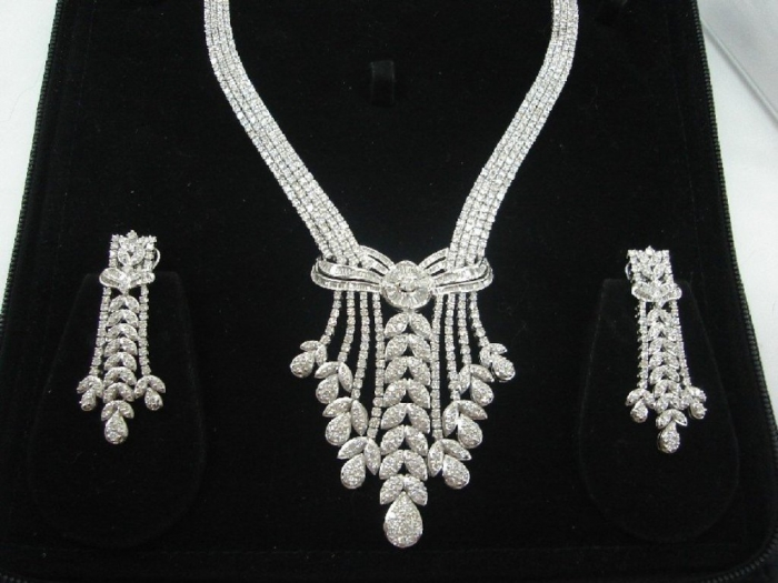 indian-bridal-diamond-jewelry-sets-7 How to Take Care of Your Diamond Jewelry