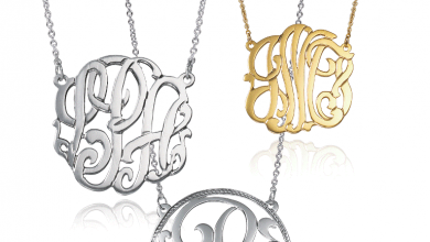 Photo of Express Your Love by Presenting Monogram Jewelry