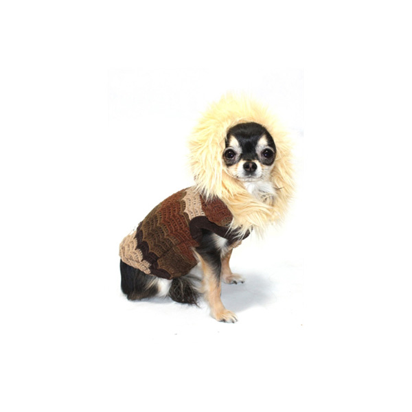 knit-fuzzy-designer-dog-hoodie-hip-doggie-1 Top 35 Winter Clothes for Dogs