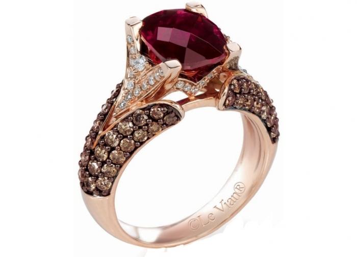 le-vian-chocolate-diamond-engagement-rings Chocolate Diamond Rings for a Fascinating & Unique Look