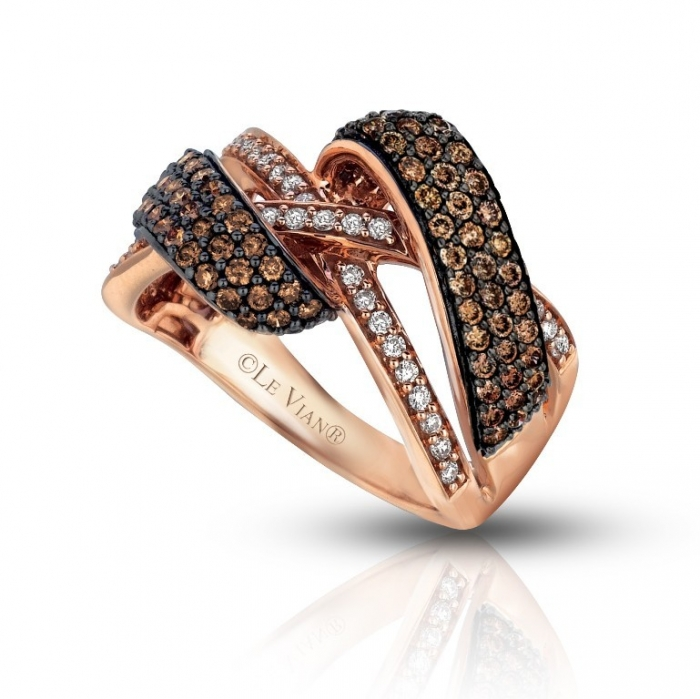 le-vian-chocolate-diamond-rings-4 Chocolate Diamond Rings for a Fascinating & Unique Look