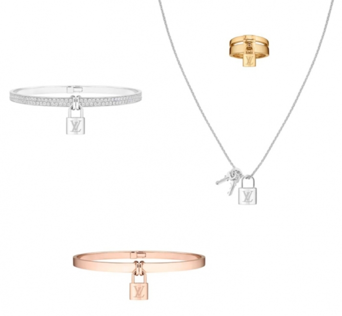lockit-louis-vuitton-collection How to Buy Jewelry Online without Losing Money