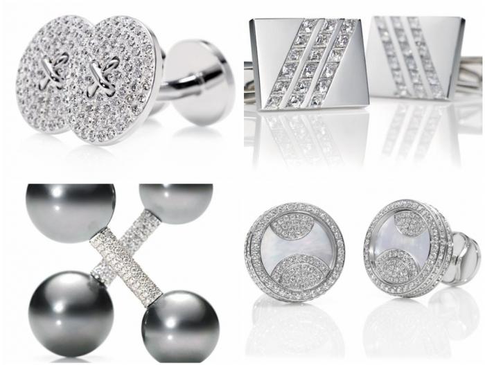 mens-cufflink-collection Cufflinks: The Most Favorite Men Jewelry