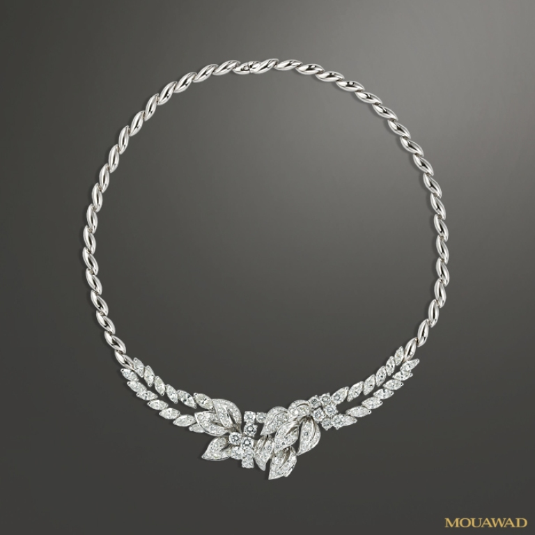 mouawad-diamond-necklace-apr06 How to Take Care of Your Diamond Jewelry