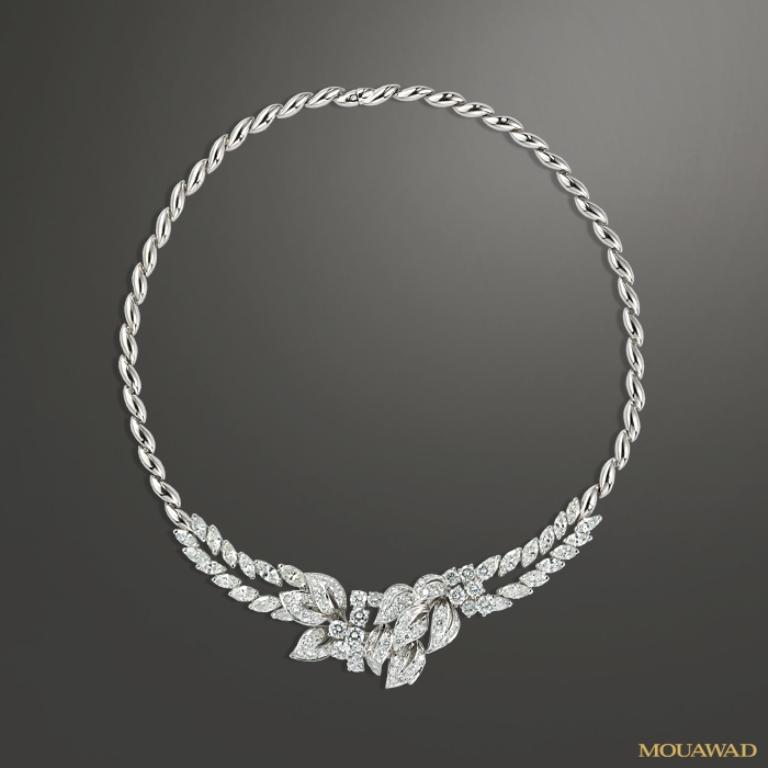 mouawad-diamond-necklace-apr06 How to Take Care of Your Diamond Jewelry
