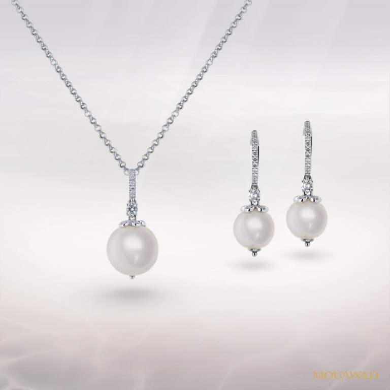 mouawad-diamond-pearl-jewelry-jan30 How to Take Care of Your Pearl Jewelry