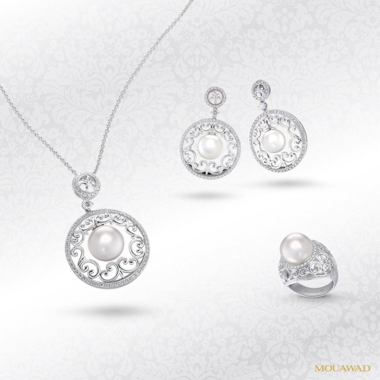 mouawad-diamond-pearl-jewelry-nov01 How to Take Care of Your Pearl Jewelry