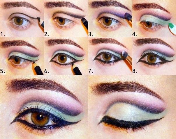 moya-podborka-makiyazh-poetapno-foto5 How to Wear Eye Makeup in six Simple Tips