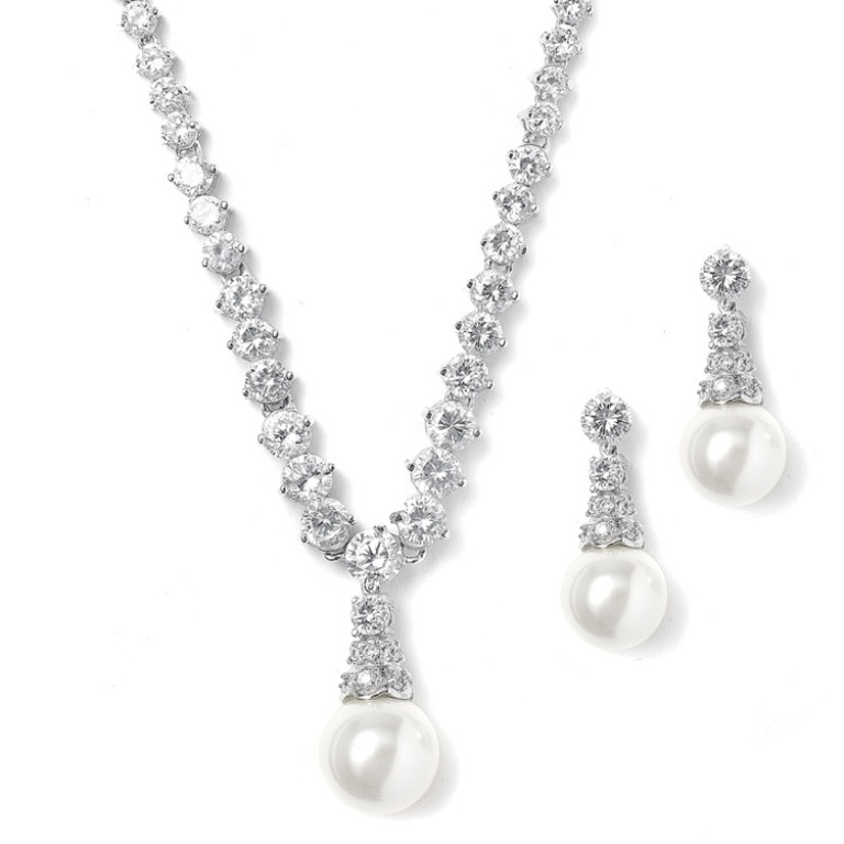 pearl-ewelry-sets How to Choose Bridal Jewelry for Enhancing Your Beauty