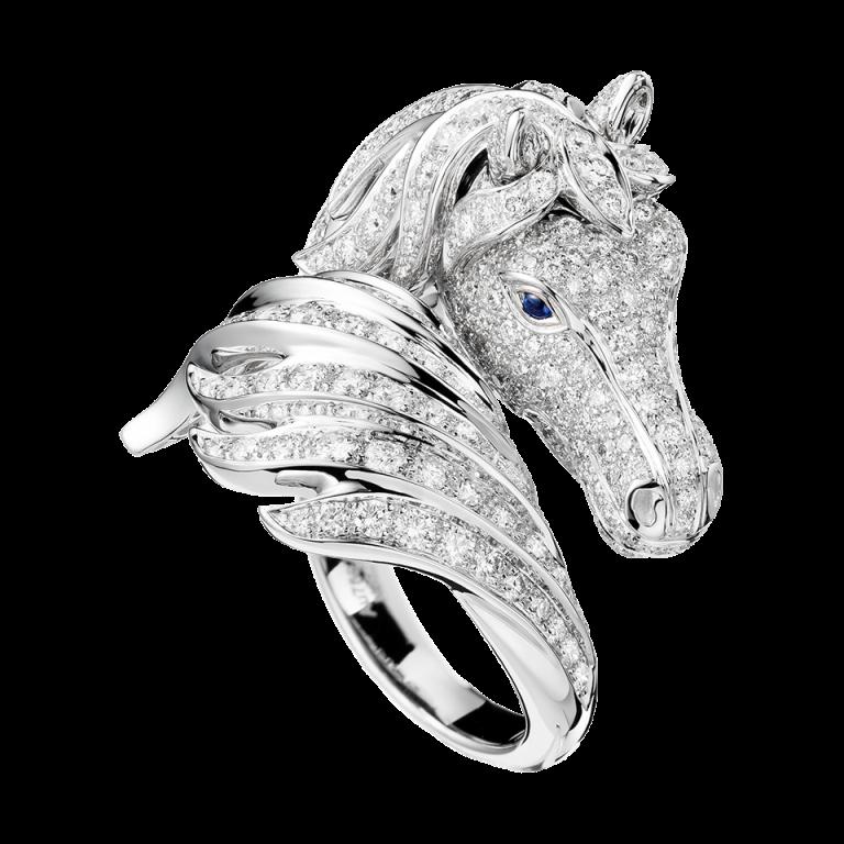 pegase-white-gold-ring-jrg01816 Why Do Rings Turn My Finger Green?