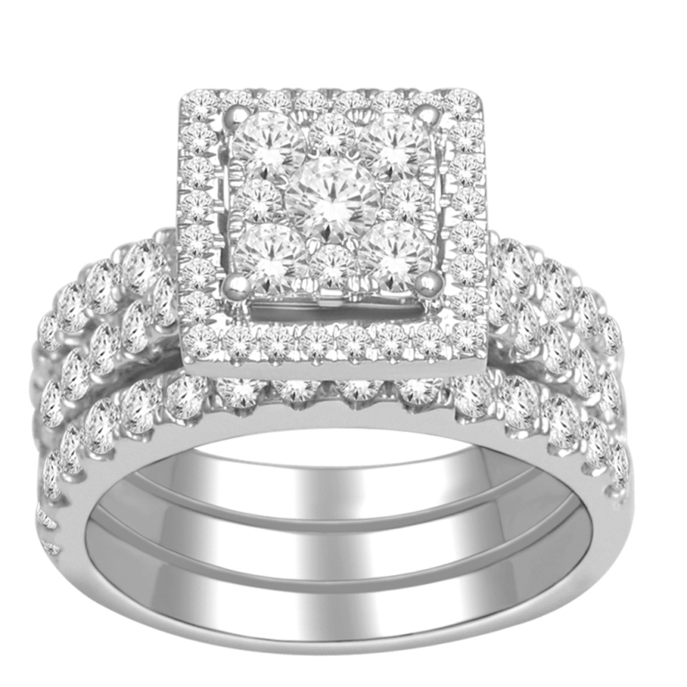rb5646-2_1 Cluster Engagement Rings for Those who Are on a Budget