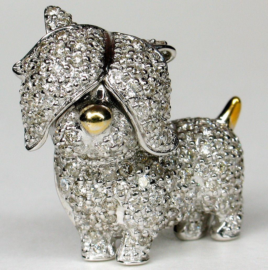 shorkie 69 Dress Jewelry Pieces in the Shape of Your Favorite Animal