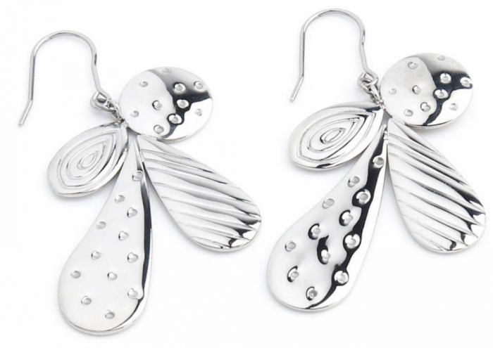 stainless-earrings-murielle-cyr1 How to Clean Your Stainless Steel Jewelry