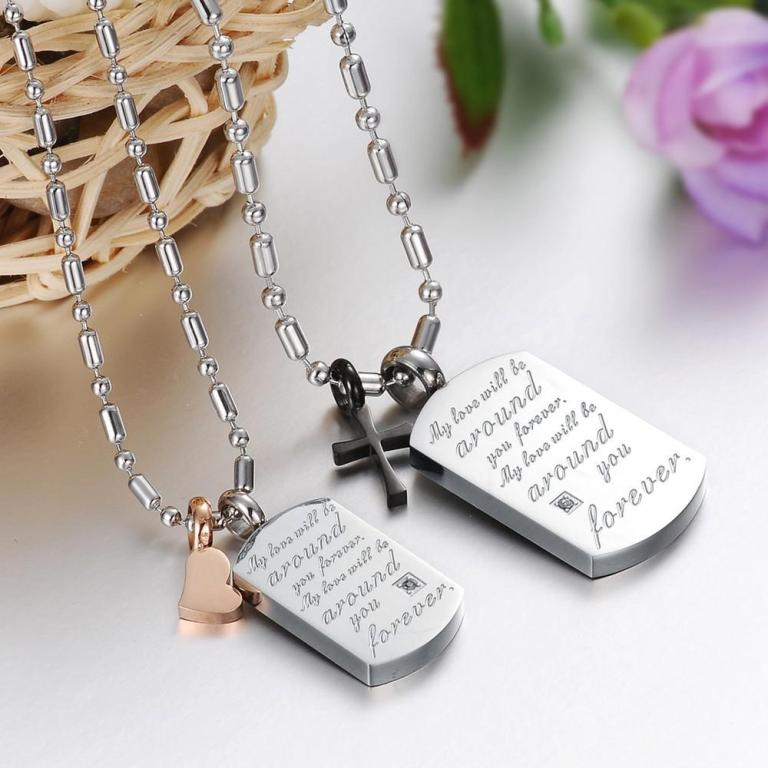 stainless-steel-jewelry-love-letters-key How to Clean Your Stainless Steel Jewelry
