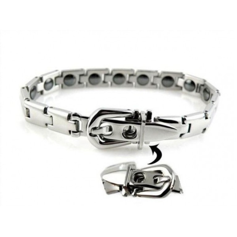 strap-stainless-steel-bracelet-men-jewelry How to Clean Your Stainless Steel Jewelry