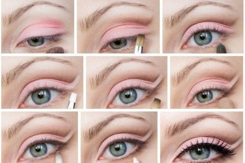tumblr_m7oujvWbwp1qjgnf7o1_500 How to Wear Eye Makeup in six Simple Tips