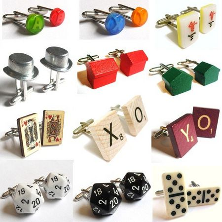 unique-cufflinks-644a2378600a15d4 Cufflinks: The Most Favorite Men Jewelry
