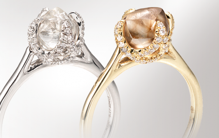unique_engagement_rings Easy Tricks to Make Your Diamond Look Larger