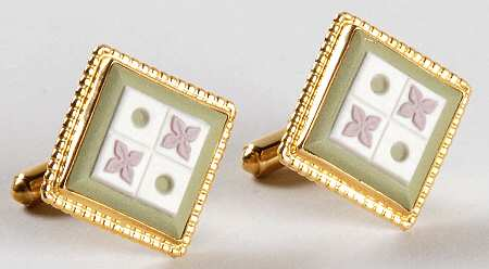 wedgwood_jasperware_jewelry_goldplate_and_jasperware_cuff_link_pair_P0000246867S0050T2 Cufflinks: The Most Favorite Men Jewelry