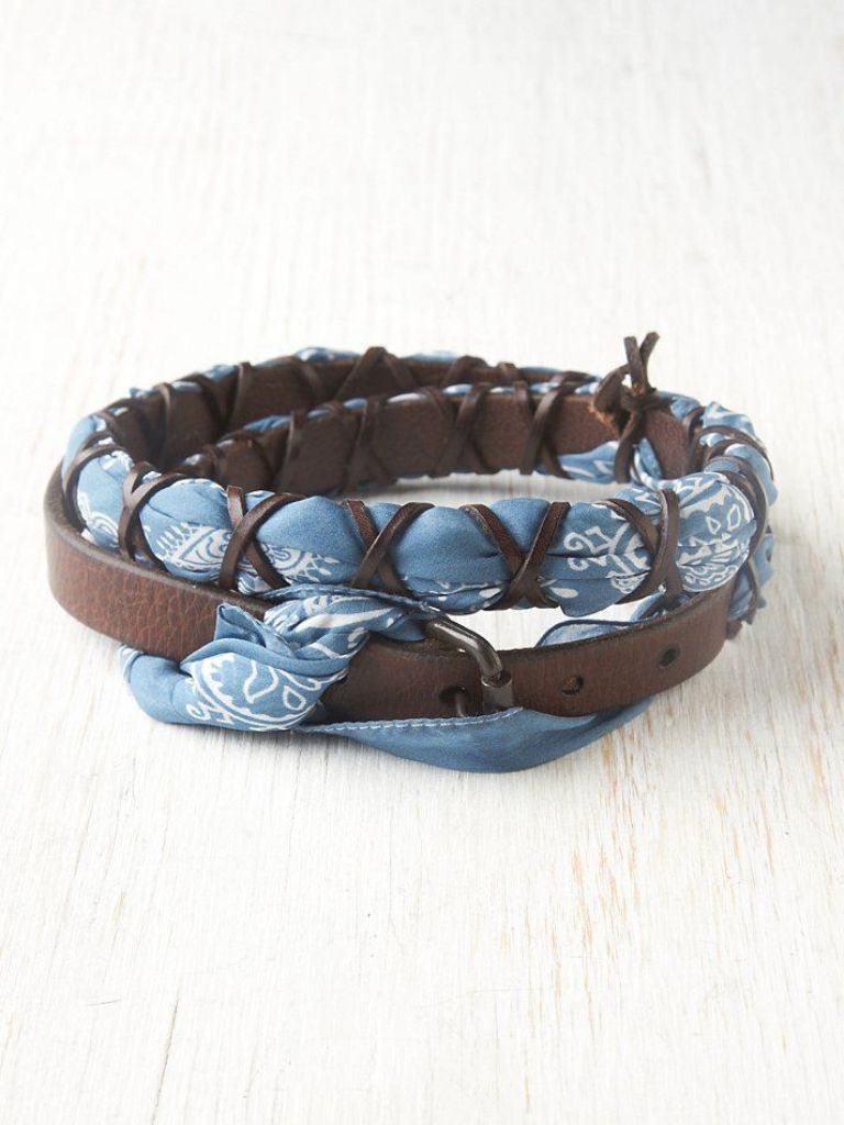 wonderful-leather-jewelry-4 Top 25 Breathtaking & Stylish Leather Jewelry Pieces