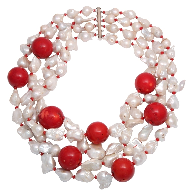 x Coral Jewelry as a Magnificent Type of Jewelry from the Sea