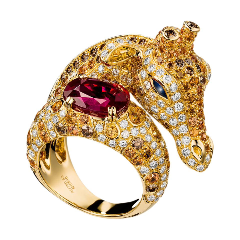 zarafah-ring-jrg0162653 69 Dress Jewelry Pieces in the Shape of Your Favorite Animal