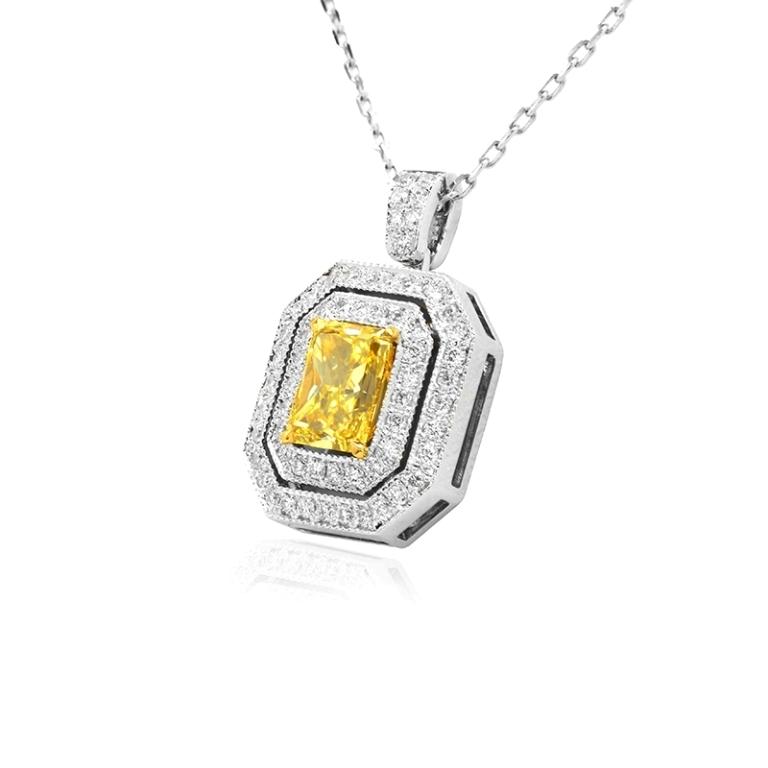 0005929_canary-yellow-diamond-milgrain-pendant The Rarest Yellow Diamonds & Their Breathtaking Beauty