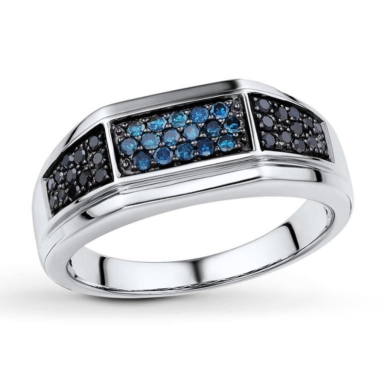 031184500_MV_ZM_JAR Men's Diamond Rings for More Luxury & Elegance
