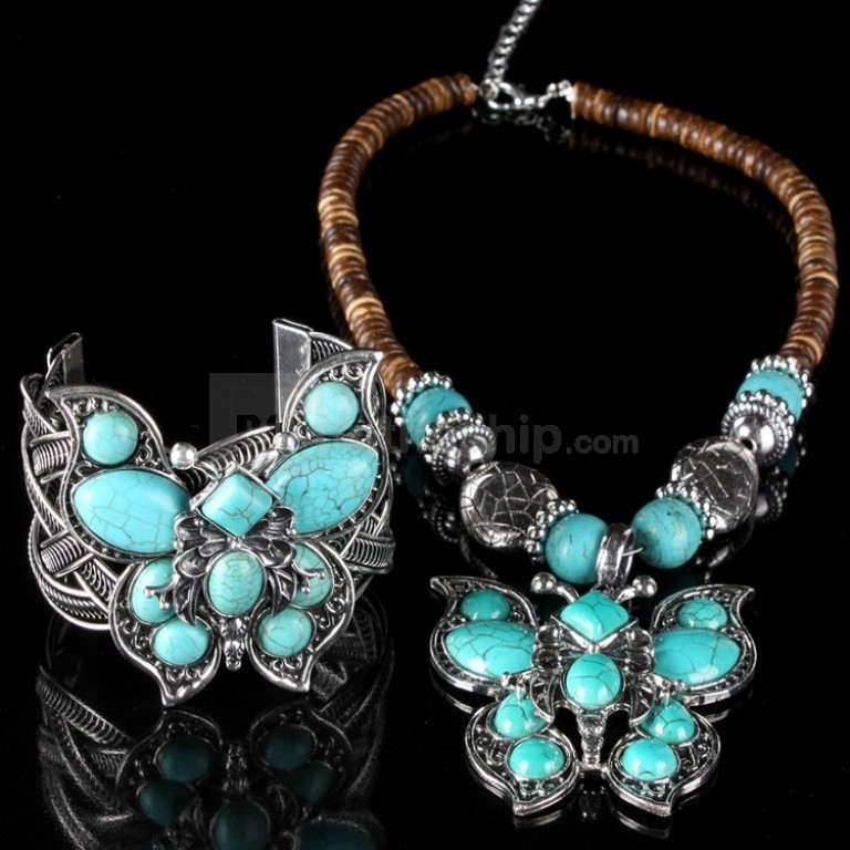 041467-2 Create Unique & Fashionable Jewelry Using Tibetan Silver Beads