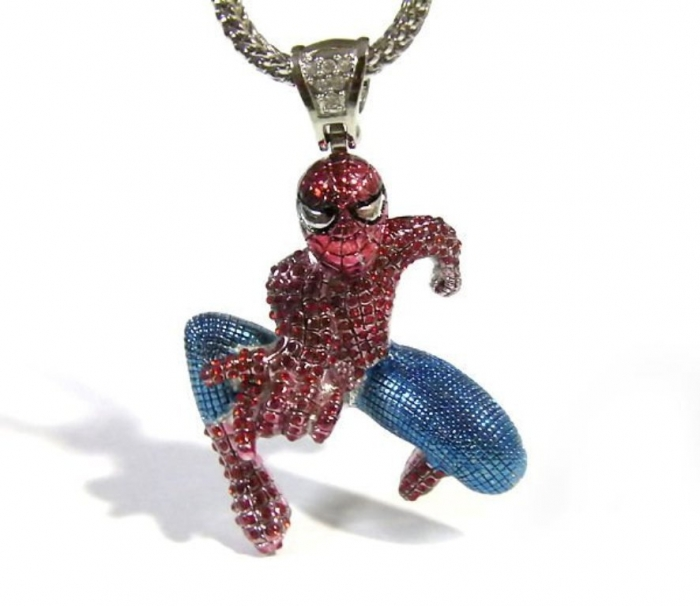 100_piece_assorted_HIP_HOP_Pendants_w1 Hip Hop Jewelry to Attract More Attention