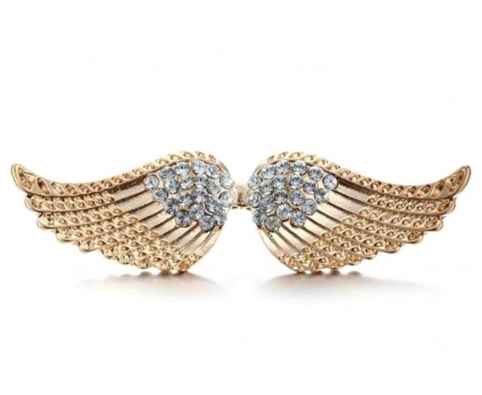 1151g_wing_two_finger_ring_1__40009_zoom1 Double Finger Rings for Elegant Hands