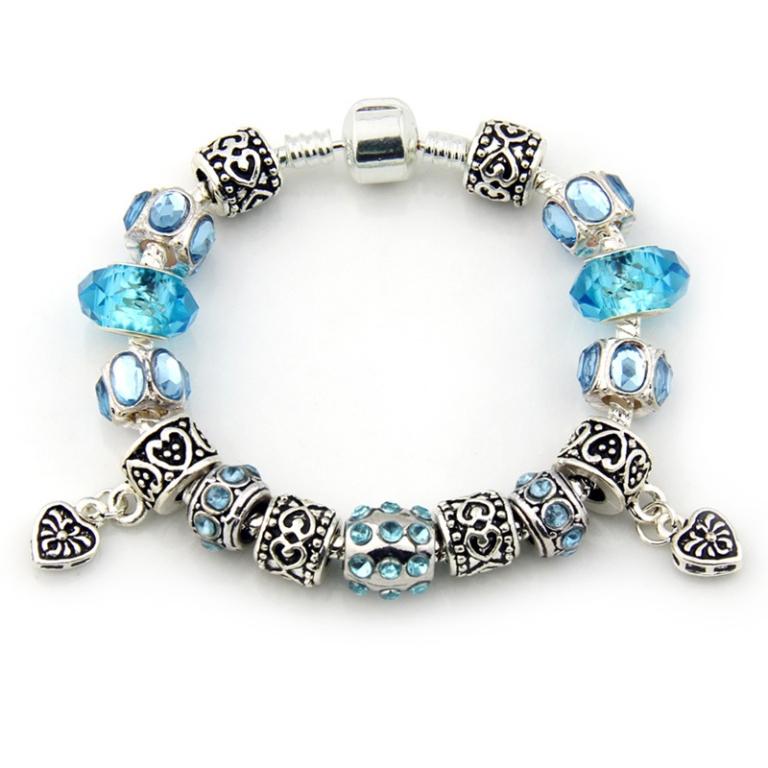 1235_01 Create Unique & Fashionable Jewelry Using Tibetan Silver Beads