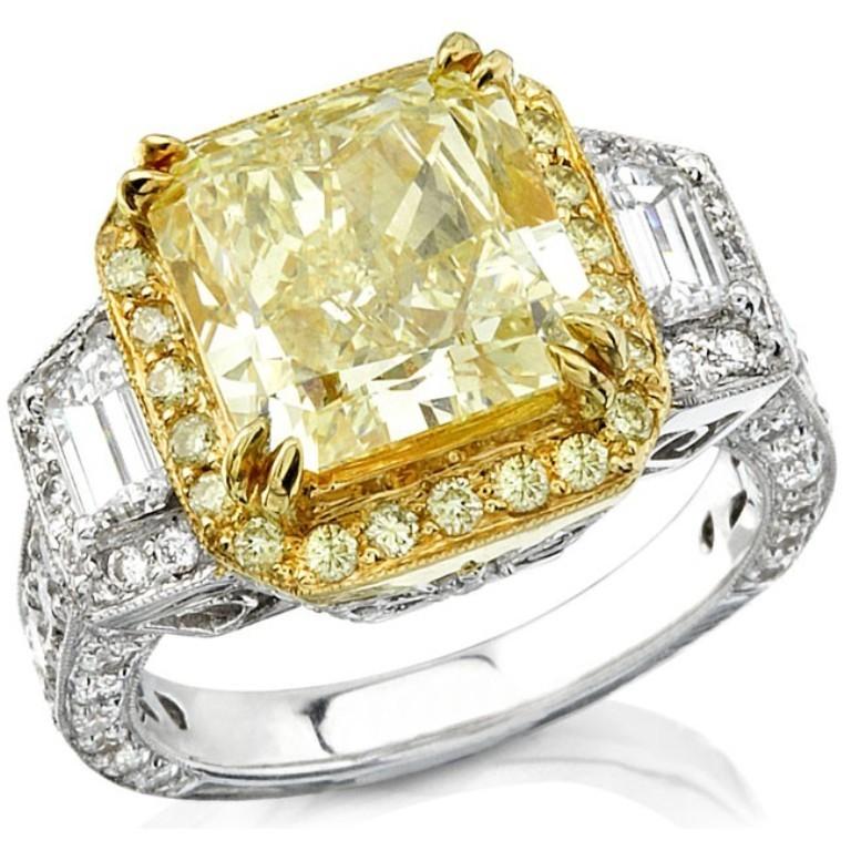 12551fy_wy_4 The Rarest Yellow Diamonds & Their Breathtaking Beauty