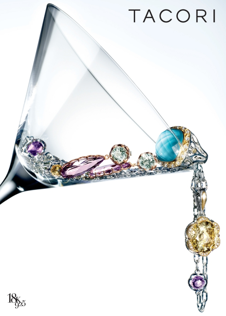 """18k925_martini_web_lo1 Top 10 Facts of Tacori Jewelry """"The Jewel of Rich, Famous & Stars"""""""